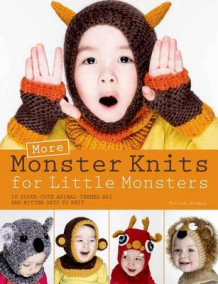 More Monster Knits for Little Monsters av Nuriya Khegay (Heftet)