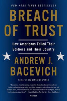 Breach of Trust av Andrew J. Bacevich (Heftet)