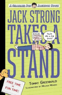 Jack Strong Takes a Stand av Tommy Greenwald (Heftet)