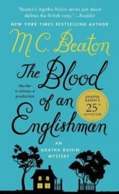 The Blood of an Englishman av M C Beaton (Heftet)