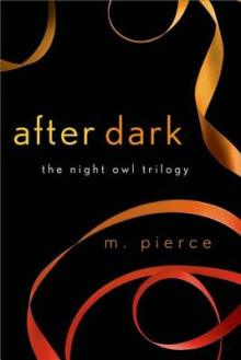 After Dark av M Pierce (Heftet)