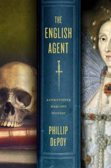 The English Agent av Phillip DePoy (Innbundet)