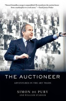 The Auctioneer av Simon de Pury og William Stadiem (Innbundet)