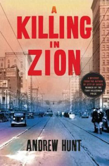 Killing in Zion av Andrew Hunt (Innbundet)