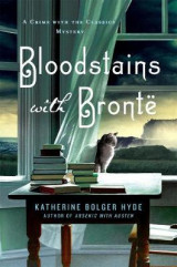 Omslag - Bloodstains with Bronte