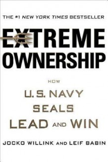 Extreme Ownership av Jocko Willink og Leif Babin (Innbundet)
