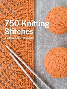 750 Knitting Stitches av Pavilion Books (Innbundet)