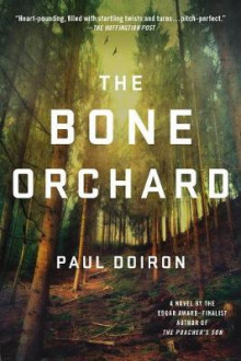 The Bone Orchard av Paul Doiron (Heftet)