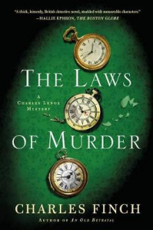 The Laws of Murder av Charles Finch (Heftet)