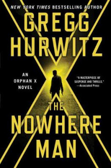 The Nowhere Man av Gregg Hurwitz (Innbundet)