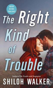 The Right Kind of Trouble av Shiloh Walker (Heftet)