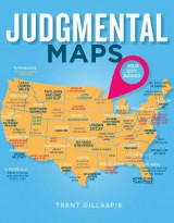 Omslag - Judgmental Maps