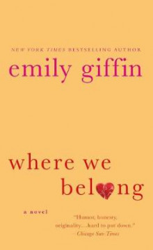 Where We Belong av Emily Giffin (Heftet)