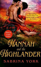 Omslag - Hannah and the Highlander
