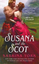Omslag - Susana and the Scot