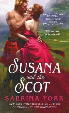 Susana and the Scot av Sabrina York (Heftet)
