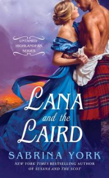 Lana and the Laird av Sabrina York (Heftet)