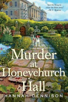 Murder at Honeychurch Hall av Hannah Dennison (Heftet)