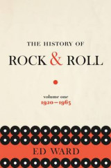 Omslag - The History of Rock & Roll: 1920-1963 Volume 1