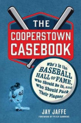 Omslag - The Cooperstown Casebook