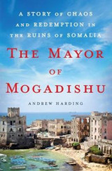 Omslag - The Mayor of Mogadishu