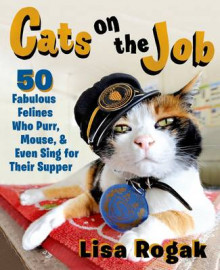 Cats on the Job av Lisa Rogak (Heftet)