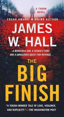 The Big Finish av James W Hall (Heftet)