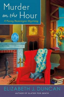 Murder on the Hour av Elizabeth J Duncan (Innbundet)