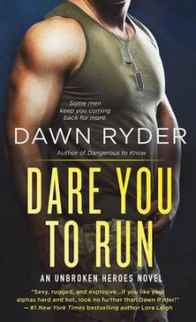 Dare You to Run av Dawn Ryder (Heftet)