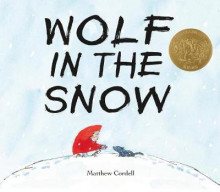 Wolf in the Snow av Matthew Cordell (Innbundet)