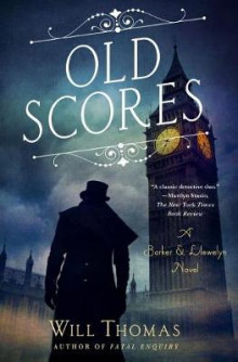 Old Scores av Will Thomas (Innbundet)