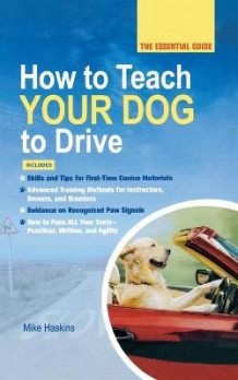 How to Teach Your Dog to Drive av Mike Haskins (Heftet)