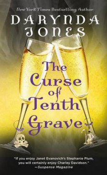 The Curse of Tenth Grave av Darynda Jones (Heftet)