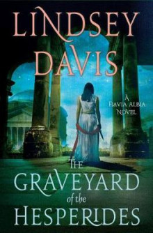 The Graveyard of the Hesperides av Lindsey Davis (Innbundet)