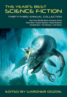 The Year's Best Science Fiction: Thirty-Third Annual Collection av Gardner Dozois (Heftet)