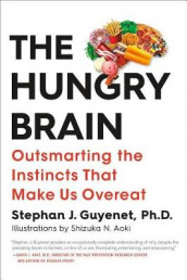 The Hungry Brain av Dr. Stephan Guyenet (Heftet)