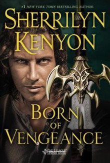 Born of Vengeance av Sherrilyn Kenyon (Innbundet)