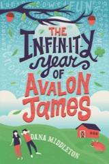 Omslag - The Infinity Year of Avalon James