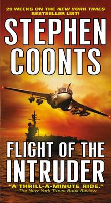 Flight of the Intruder av Stephen Coonts (Heftet)