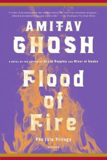Flood of Fire av Amitav Ghosh (Heftet)