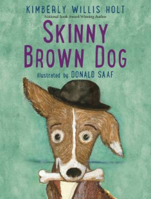 Skinny Brown Dog av Kimberly Willis Holt (Heftet)