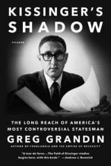 Omslag - Kissinger's Shadow