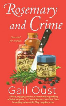 Rosemary and Crime av Gail Oust (Heftet)