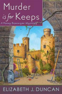 Murder Is for Keeps av Elizabeth J Duncan (Innbundet)