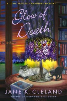 Glow of Death av Jane K Cleland (Innbundet)