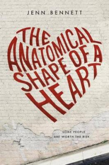 The Anatomical Shape of a Heart av Jenn Bennett (Heftet)