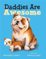Omslag - Daddies Are Awesome