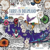Omslag - Zendoodle Coloring Presents Fairies in Dreamland