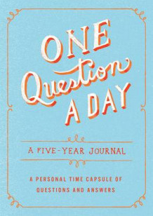 One Question a Day av Aimee Chase (Innbundet)