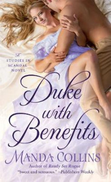 Duke with Benefits av Manda Collins (Heftet)